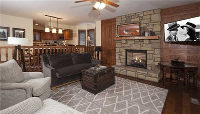 Photo for CUMBERLAND 1 WPM: 3 BR / 3 BA 3 bedroom w/ den in Blowing Rock, Sleeps 10