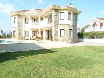 Photo for Fabulous Large Modern Luxury Villa in best area of Dalyan. Private Pool/jacuzzi