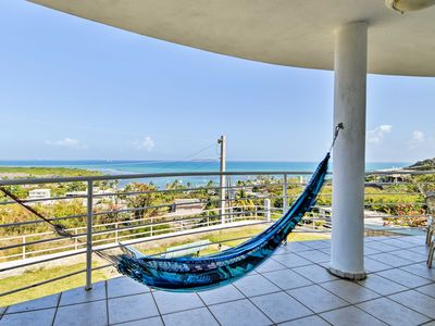 Photo for NEW! Fajardo Villa w/ Rooftop Deck & Ocean Views!