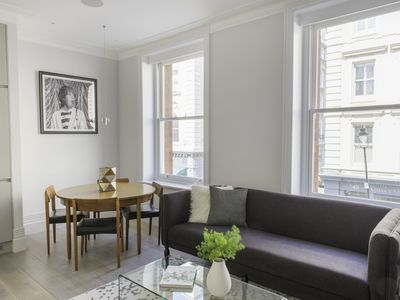 Photo for Sonder | Museum House | Chic 2BR + Laundry