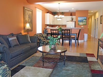 Photo for Great Monthly rate for March! Call Today! Warm & Inviting w/ Amazing Golf Course Views!!