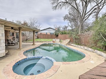 NEW! Fort Worth Home w/ Pool - 7 Mi  to Downtown!