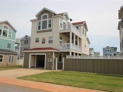 Photo for #CB38: OCEANSIDE Home in Corolla w/HotTub, RecRm & Community Pool