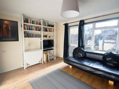 Photo for Quiet, Family-friendly 1br House, free parking available - East London