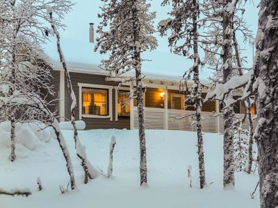 Photo for Vacation home Hilla b in Inari - 6 persons, 2 bedrooms