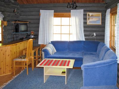 Photo for Vacation home Sinisorsa (FIJ073) in Leivonmäki - 6 persons, 2 bedrooms