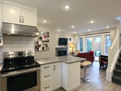 Photo for 2 Bedroom 1.5 Bath Private Laneway Cottage In Kitsilano - Arbutus, Vancouver