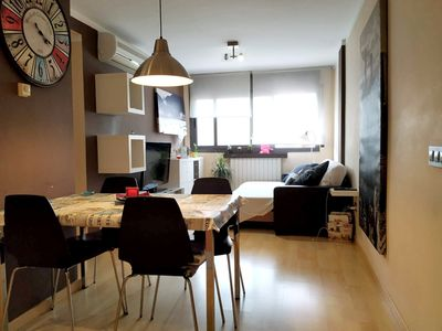 Photo for Homerez last minute deal - Amazing apt with terrace and Wifi