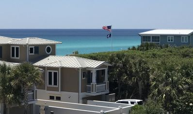 Photo for Sea the View-South of 30A- GULF VIEWS  Pvt Heated Pool- 1 minute to Beach