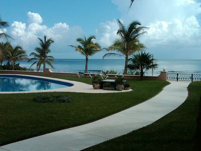 Photo for Beachfront 2 Bedroom Condo, Sleeps 6, Pool and Resort Amenities - ON THE OCEAN