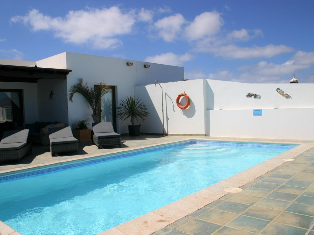 Villa With Games Room Canary Islands