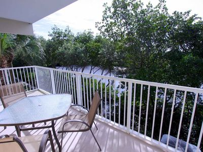 Photo for Book Now for May!  Watch The Manatees From Your Balcony! Awesome Waterside Town Home!