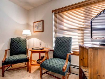 Photo for Great hotel room in the heart of Breckenridge, walk everywhere plus ski-in access!