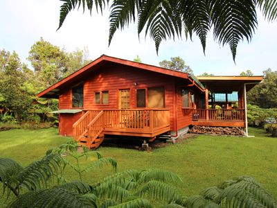 Photo for *SPRING SPECIAL* $129/nt until Jun 15  Close To Natl Park & Volcano Village