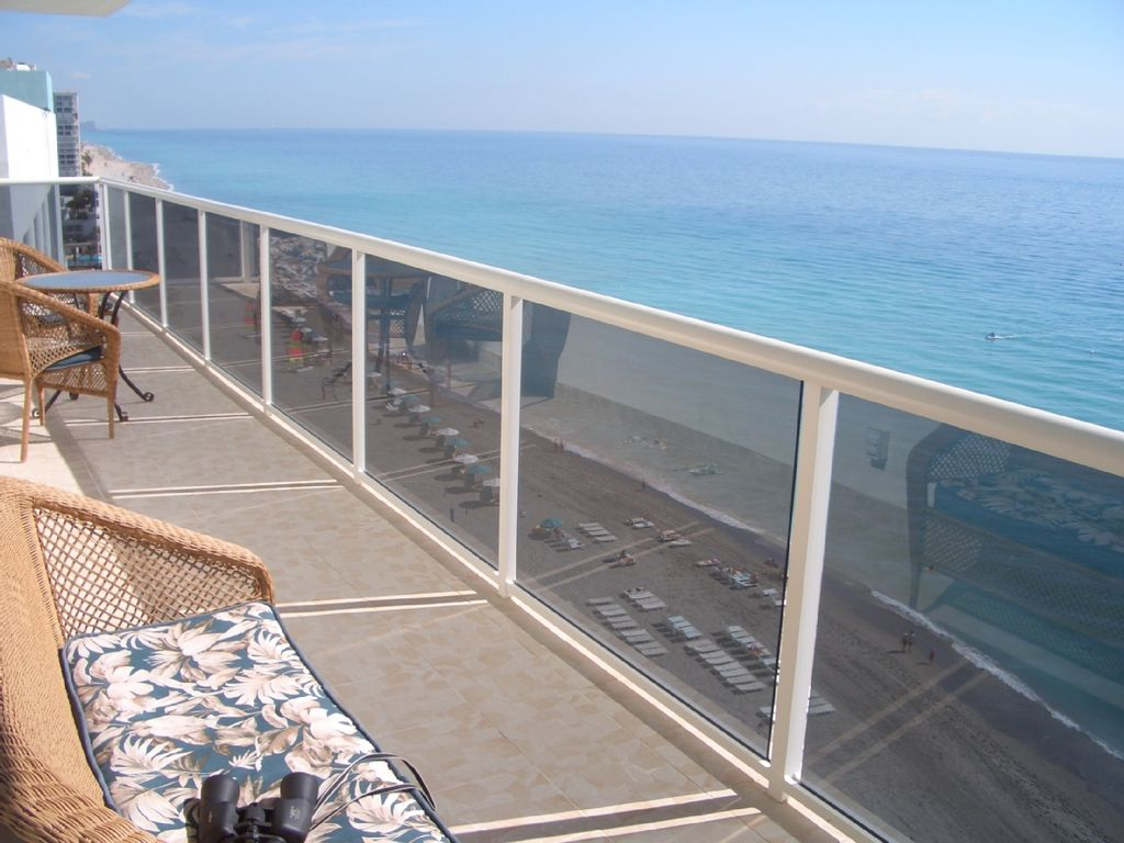 Panoramic Ocean View Ocean Front Hallandale HomeAway - Florida map hallandale