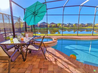 Photo for ACO PREMIUM -6 Bd with  pool, Spa and Grill (1743)