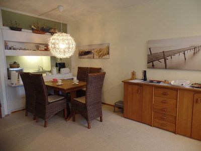 Photo for 153 - 3-room flat flat holiday park - 153 - maritime flair in 2. Row with a view to the sea