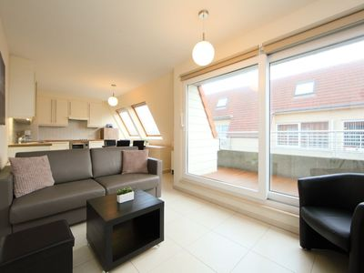 Photo for Apartment 660 m from the center of Bredene with Lift, Balcony (629977)