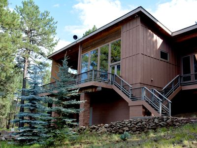 Photo for Private Retreat on 3 Acres with Fantastic View of the San Francisco Peaks