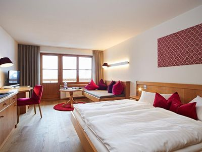 """Photo for Double room """"Oswalda Hus"""" with shower, WC - Hotel Oswalda-Hus - Family Müller"""