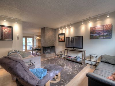 Photo for Silverthorne Home w/Private Deck and Mtn Views!