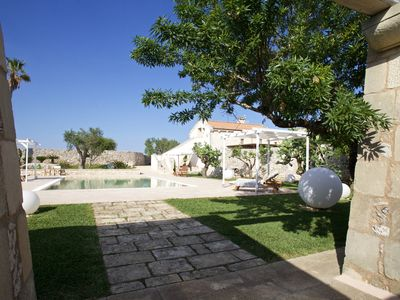Photo for JULY PROMOTION - Splendid Villa with private pool, Puglia