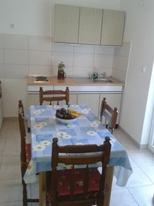 Photo for Holiday apartment Privlaka for 2 - 3 persons with 1 bedroom - Holiday apartment
