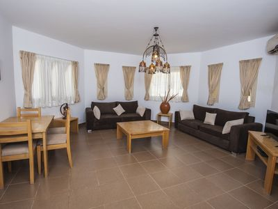 Photo for Modern Hurghada Holiday Apt 2 Bed/2 Bath Regency Towers - Touristic Area