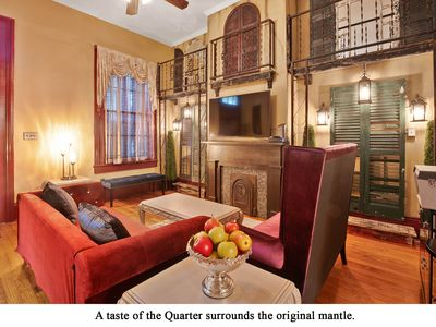 Photo for NEW LISTING! Upscale New Orleans-style, two-story 1918 duplex, near Streetcar