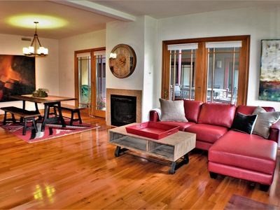Photo for Gorgeous, Modern Condo just 2 Blocks from Downtown Durango/Main St.
