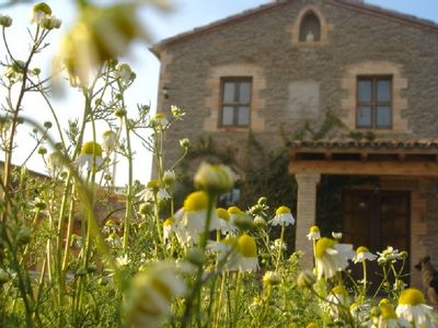 Photo for Self catering cottage Cal Panxeta for 18 people