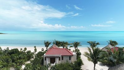 Photo for Romantic Getaway, LOWEST DENSITY on the Island, STAND ALONE BUNGALOWS!