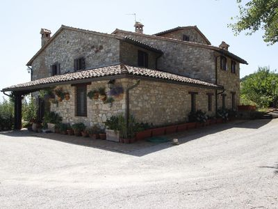Photo for Villa in Todi with 5 bedrooms sleeps 12