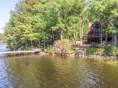 Secluded waterfront home sure to become a favorite getaway