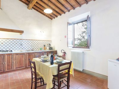 Photo for Apartment in Bagno A Ripoli with Internet, Pool, Air conditioning, Parking (117893)