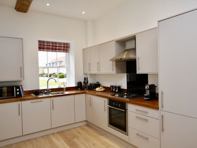 Photo for Stylish Georgian Townhouse near Southwold with shared Pool/Gym
