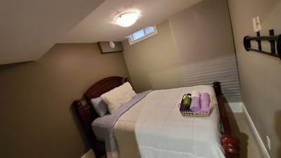Photo for BEAUTIFUL PRIVATE ONE BEDROOM APARTMENT ON AIRPORT ROAD!!