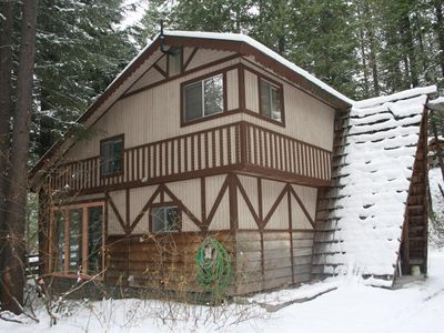 Photo for Start planning your vacation early! Ask about our cabin/snowmobile packages