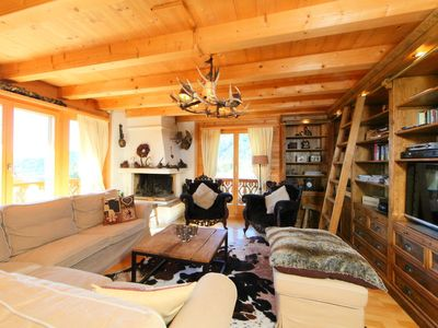 Photo for Vacation home Chalet Petit Roc in Villars - 10 persons, 4 bedrooms