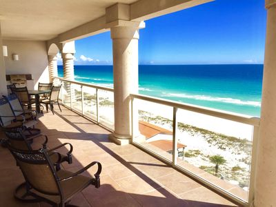 Enjoy multi-million $ view in every direction from 4 bedroom 2,000 sqft condo