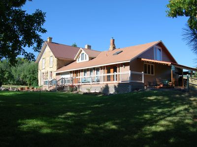 Photo for Historic 1886 Ranch House. Great For Large Get-Togethers .