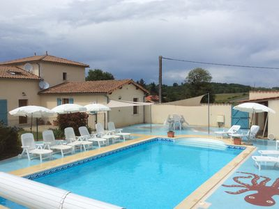Photo for Luxury Country Villa, With Private Heated Pool near La Rochefoucauld