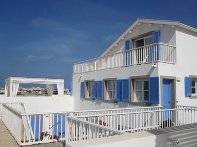 Photo for Penthouse apartment with sea views, Boa Vista Island