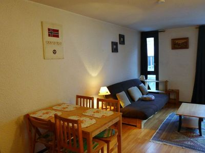 Photo for Apartment in the center of Chamonix with Lift, Parking, Internet, Balcony (102719)