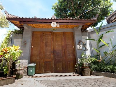 Photo for Villa at Great Location in Seminyak,  fully equipped kitchen