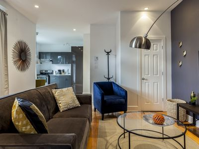 Photo for Sophisticated 1BR in Mile End by Sonder