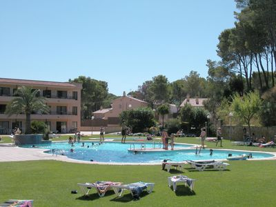 Photo for Cozy apartment in the best part of the Costa Brava, 500m from the sea