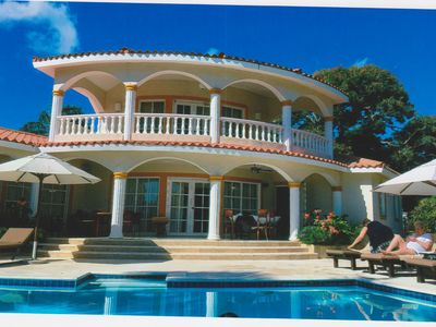 Photo for Heavenly Villas in the Dominican