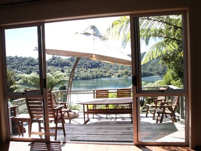 Photo for Lakeside Holiday Home with Superior Comfort