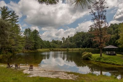 Community Lake Access - Just minutes away with beach area.